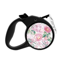 ROSE Pet Leash with Control Button