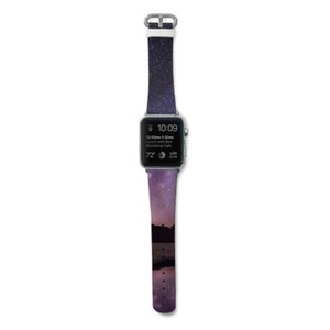 Apple Watch (42mm) Leather Watch Band