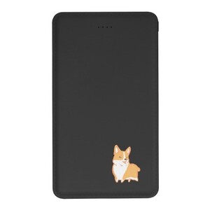 柯基4000mah行動電源 Corgi 4000mah Imitation Leather Power Bank