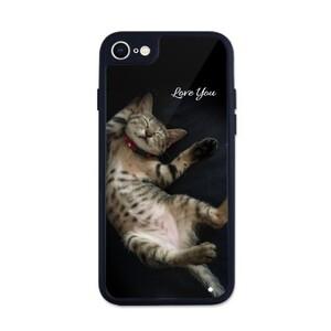 iPhone 8 Transparent Slim Case