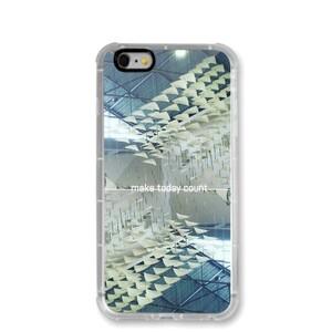 讓每一天有價值iPhone 6/6s Transparent Bumper Case