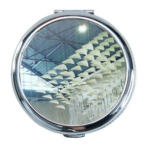 Round Compact Mirror (Small)