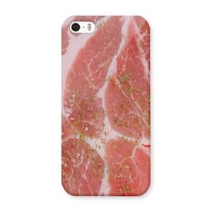 伊比利梅花豬:iPhone 5/5s Matte Case