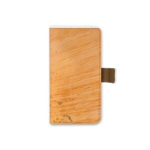 木紋+伊比利梅花豬:iPhone 7 Leather Case