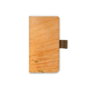 木紋+伊比利梅花豬:iPhone 8 Leather Case