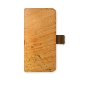 木紋伊比利梅花豬:iPhone 6/6s Plus Leather Case