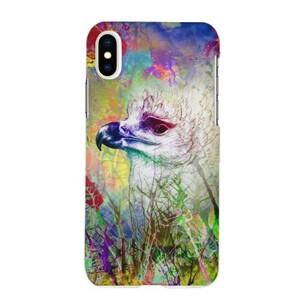 鳥鳥 iPhone X Glossy Case