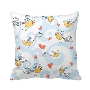Plush Pillow 16