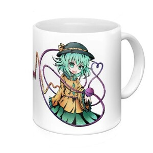 覺戀杯 (Komeiji sisters mug)