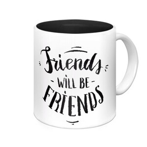 Inner Color Mug - Friends will be friends