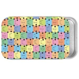 糖果方塊盒