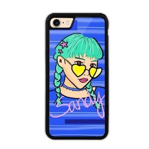 Sandy - iPhone 7 Bumper Case
