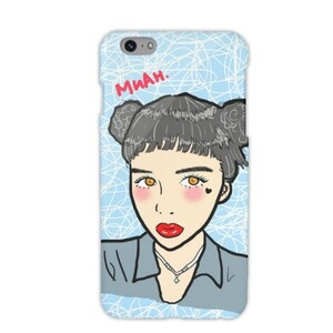 MUAH - iPhone 6/6s Glossy Case