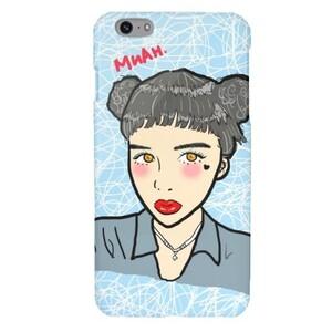 MUAH - iPhone 6/6s Plus Glossy Case
