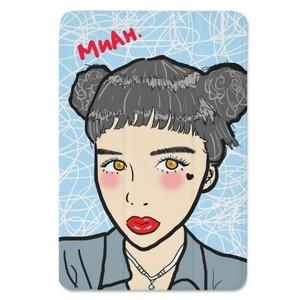 MUAH - iPad mini 4 Smart Cover