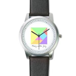 經典七巧板 Tangram(Classic) Watch