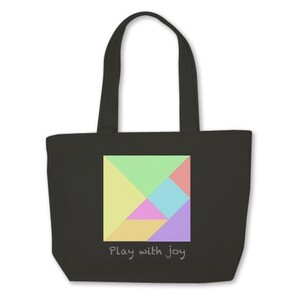 經典七巧板帆布袋 Tangram(Classic)Mini Tote Bag