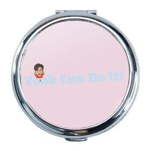 Sungjae Round Compact Mirror (Small)