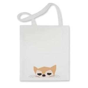 Lazy Cat  Bag 懶貓帆布提袋