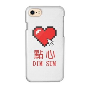 iPhone 7  DIM SUM Glossy Case