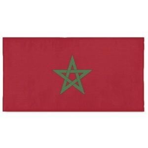 """摩洛哥 Beach Towel 58""""x28"""""""