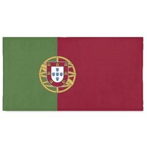 """葡萄牙 Beach Towel 58""""x28"""""""