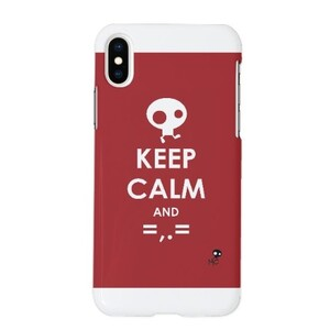 mai iPhone X Glossy Case