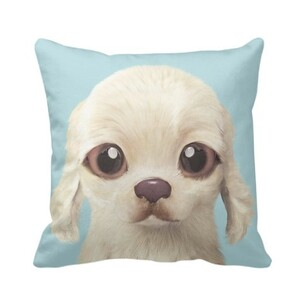 """Plush Pillow 16"""" x 16"""""""