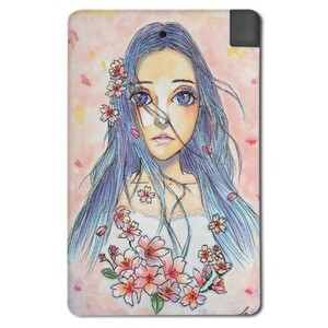 FLOWER GIRL 2500mAh Power Bank