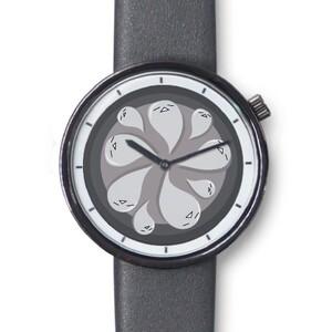 Cave's elves (black) Classic Watch