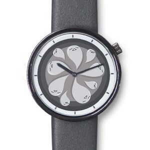 Cave's elves (black) Classic Watch