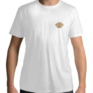 Men 's Cotton Round Neck T - shirt - Ambition