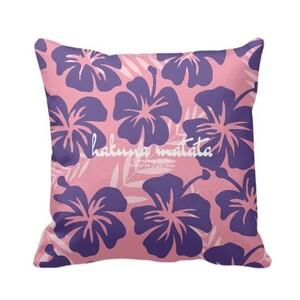 "Hakuna Matata Plush Pillow 16"" x 16"""
