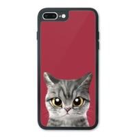 iPhone 7 Plus Transparent Slim Case