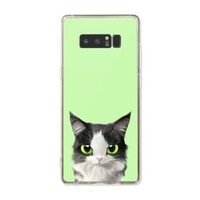 Samsung Galaxy Note 8 Transparent Slim Case