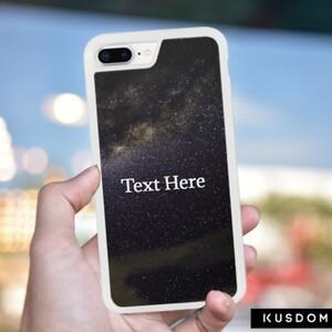 Customisable iPhone 8 Plus Bumper Case