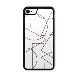 Shapes iPhone 8 Bumper Case