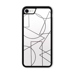 Shapes iPhone 8 Bumper Case