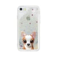 iPhone 7 Liquid Glitter Case