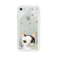 iPhone 7 Liquid Glitter Case