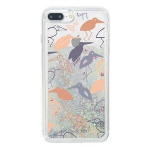 iPhone 8 Plus Liquid Glitter Case