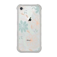 iPhone 8 Transparent Bumper Case