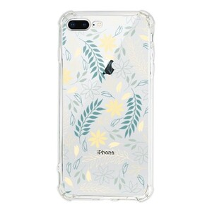 iPhone 8 Plus Transparent Bumper Case