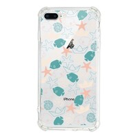 iPhone 8 Plus Transparent Bumper Case