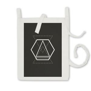 Geometric Designs Mini Cross Body Bag
