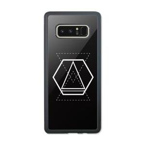 Geometric Designs Samsung Galaxy Note 8 Bumper Case