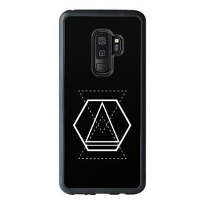 Geometric Designs Samsung Galaxy S9 Plus Bumper Case