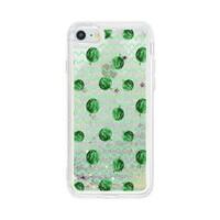 iPhone 8 Liquid Glitter Case