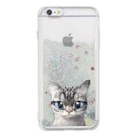 iPhone 6/6s Plus Liquid Glitter Case
