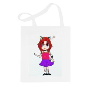 Tote Bag-meow meow